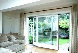 simple patio 3 panel patio door sliding glass with panel sliding patio door a