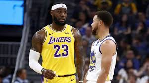 A collection of the top 54 lebron james wallpapers and backgrounds available for download for free. Lebron James Lakers Stars Answers If Steph Curry Is Great Invites Social Media Reactions The Sportsrush