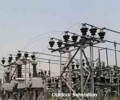 electrical power substation engineering and layout electricalu outdoor substation