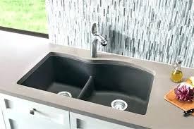 Blanco Cinder Sink Colors Low Divide Kitchen Sinks    C27