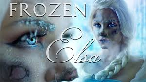 songs in frozen frostbite elsa makeup tutorial youvpokuoluobm