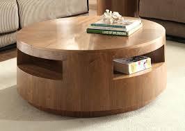 round coffee table storage the round coffee tables with storage the simple and compact coffee table