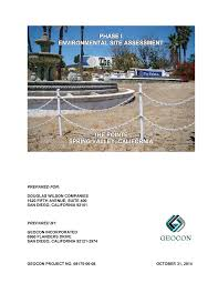 phase 1 environmental site assessment report