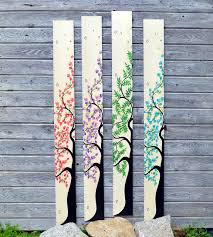 Buy Growth Chart Art Wall Hanging Wooden Ruler Growth