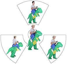 Anself <b>Inflatable Costume</b> for <b>Christmas</b> Party, Walking Dinosaur ...