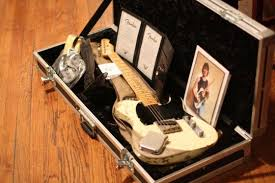 jeff beck guitars fender custom shop jeff beck esquire tribute