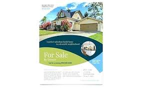 Templates For Brochures Free Download Real Estate Brochure Template Flyer Free Download Design