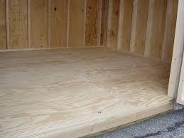 general building specs for sheds garages