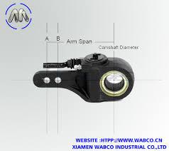 Slack Adjusters_xiamen Wabco Industrial Co Ltd