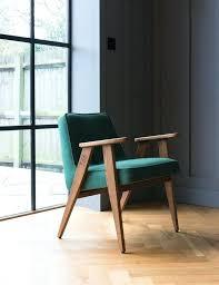 mid century modern armchair. Mid Century Modern Armchair Easy Chair Wool Four Colours Available