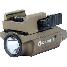 Rechargeable Weapon Light Olight Pl Mini 2 Valkyrie Weapon Light Tan