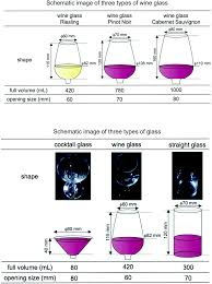 Drinking Glass Size Chart How To Choose The Right Wine Glasses For You Wine Folly
