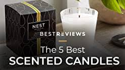 The Harmonist Velvet Fire Candle, 6.7 oz./ 190 g ... - Amazon.com