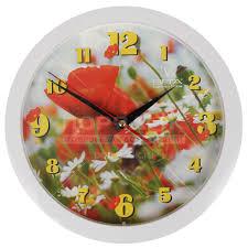 <b>Часы настенные Вега</b> Маки П1-7/7-187 в Москве: отзывы, цены ...