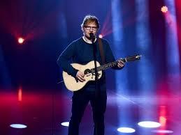 2017 In British Music Charts Ed Sheerans Divide Has Biggest Debut Of 2017 Ed Sheeran