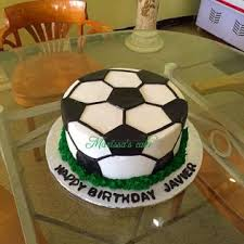 1000 ideas about Soccer Birthday Cakes on PinSco