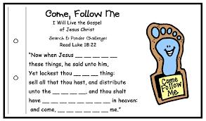 Faithful Footsteps Goal Flip Chart