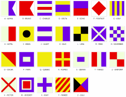 Preview the Online Quilt Block Pattern Library at Blockcrazy.com & Nautical Flags Quilt Block Patterns Adamdwight.com