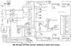 similiar 66 mustang wiring schematic keywords lelu s 66 mustang 1966 mustang wiring diagrams