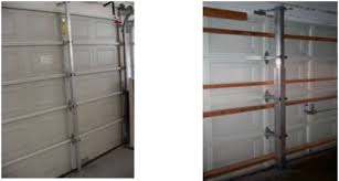 garage door braceGarage Door Braces  Hurricane Wind Resistant Garage Doors in