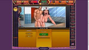 Nude girls online games