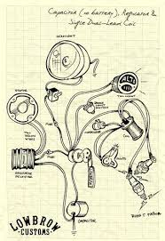 31 best motorcycle wiring diagram images on pinterest motorcycle Motorcycle Wiring Diagrams lowbrow customs motorcycle wiring diagram capacitor (no battery), regulator and single dual lead coil motorcycle wiring diagrams for free