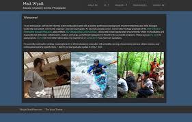 Digital Portfolio Examples