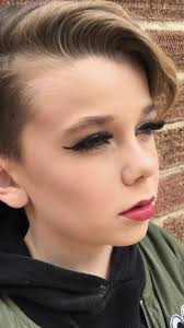 this 10 year old boy can do makeup better than we ever can via