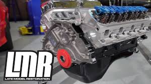 Ford Racing Mustang Crate Engine M-6007-X302 340 HP (79-95 5.0L ...