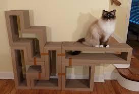 diy cardboard furniture. Diy Cat Furniture Cardboard Best Image Middleburgarts C