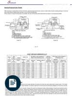 Stub Acme Thread Dimensions Calculator Pngline