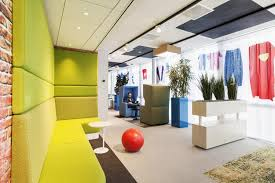 google office decor. Alan Jensen Google Office Decor O