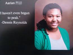 Funny Senior Quotes Enchanting Funny Senior Yearbook Quotes Pophangover