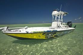 Dream Catcher Yachts Oh and Our Boats Yellowfin Yachts Mercury Marine Garmin 54