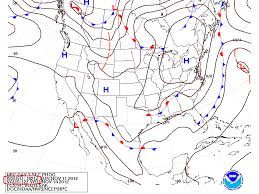 Surface Analysis Chart Noaa An Introduction To Meteorologist Approved Upper Air Charts