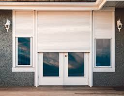 Seattle Window Shutters Roll Down Storm And Security Window Shutters - Shutters window exterior
