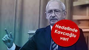 Kılıçdaroğlu'ndan Merkez Bankası Başkanı Kavcıoğlu'na z...