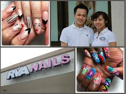 rva nails flashy nails insram