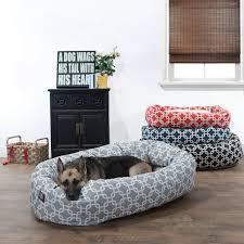 Hidden Valley Corner Bolster Dog Bed Extra