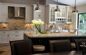 Remodeled Kitchens With White Cabinets New Decoration