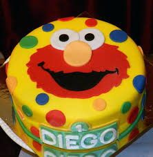 Elmo 2nd Birthday Cake Ideas Cakes Best On Download Tekhno