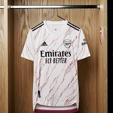 Updating the bruised banana for a new generation. Arsenal Away Jersey For 2020 21 Season Inspired By The Iconic Marble Halls Of Highbury S East Stand