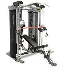 Marcy Diamond Elite Smith Machine With Weight Bench Md 9010g Home Gym