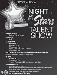 School Talent Show Flyers Magdalene Project Org