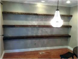long wooden shelf shelves best floating ideas on wall intended for remodel 7 white long wooden shelf floating