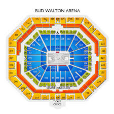 Bud Walton Arena Concert Seating Chart Kentucky Wildcats At Arkansas Razorbacks Tickets 1 18 2020