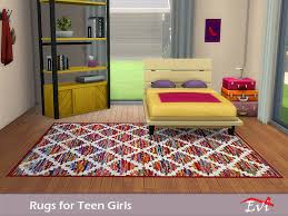 evi39s rugs for teen girls area rugs for teenage rooms