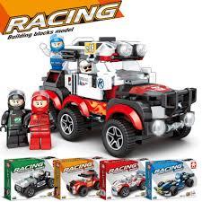 Bộ đồ chơi Lego xe đua lắp ráp
