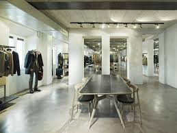 Progettazione Di Interni Milano : Progettazione interni showroom milano lardini a studio di