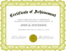 School Certificate Templates High School Diploma Template Download
